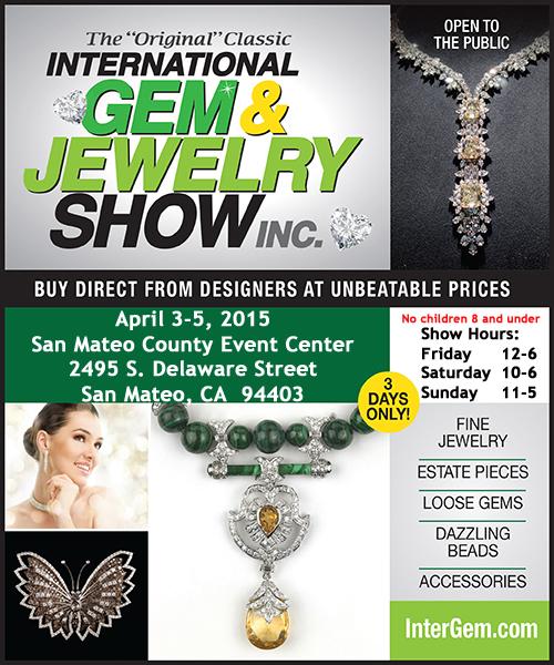 International Gem And Jewelry Show San Mateo