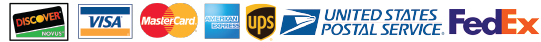 CGM Findings ships UPS USPS and FED EX