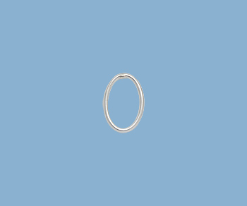 Sterling Silver Link Oval Closed 7x10mm Wholesale