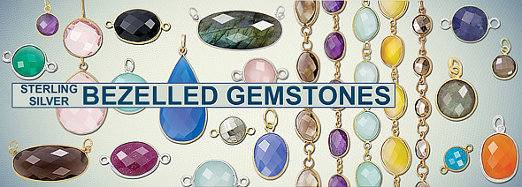 Bezelled Gemstone Findings Slide 8